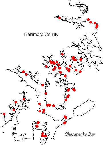Baltimore County issued nearly 100 permits to replace or repair destroyed or damaged erosioncontrol structures [9]