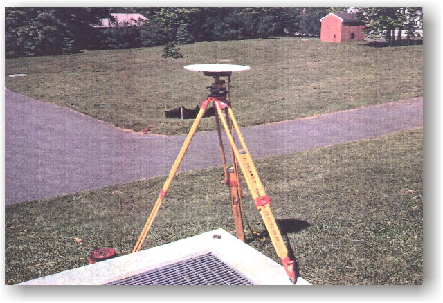 Land subsidence monitoring